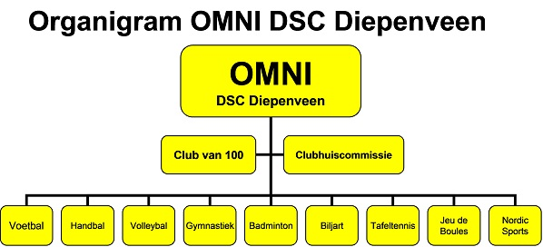 organigram OMNI DSC